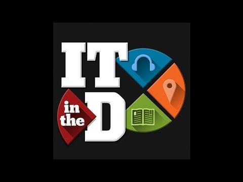 IT In The D - Episode 123 - Star Wars, Social Coop Media Detroit, Brainiac Developers