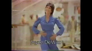Joyce Dewitt 1981 L'Eggs Undie Leggs Pantyhose Commercial