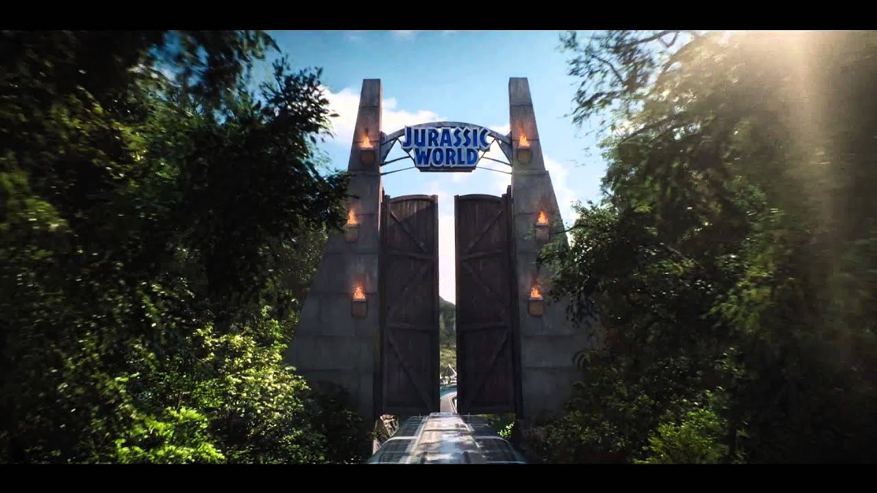 Soundtrack Jurassic World Welcome To Jurassic World