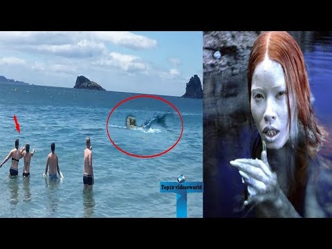 Top 10 Unbelievable Real Mermaids Caught On Camera Around the World