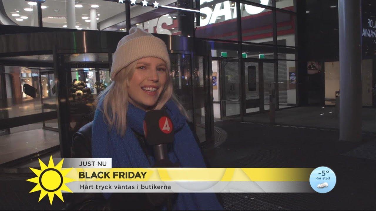 black friday svenska