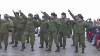 Сумасшедший свадебный сюрприз в Москве! Попробуйте не танцевать с ними!