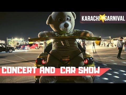 karachi-car-show-and-meeting-asim-azhar- -vlog-7