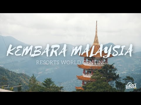 Kembara Malaysia - Resorts World Genting