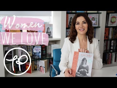 Nigella Lawson: My Life in Six Objects  Women We Love  The Pool