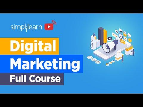 📢Digital Marketing Course | Learn Digital Marketing For 🔥FREE | Digital Marketing | Simplilearn