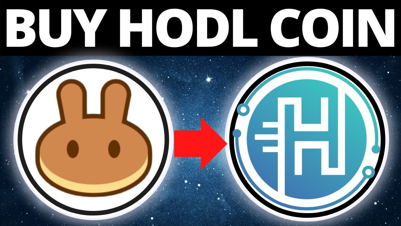 How To Buy HODL Crypto Token On PancakeSwap