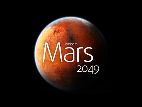Mission to Mars 2049: A Strategic Family Board Game