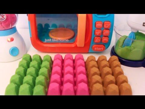 Diy Microwave Blender Kitchen Toy Appliances How To Make