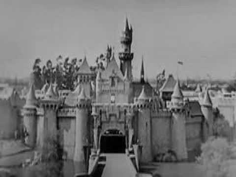 Disneyland Opening Day Part 1 Youtube