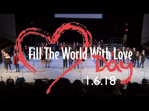 2018 Fill the World with Love Day at UDPAC
