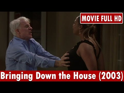 Bringing Down the House (2003) Movie ** Steve Martin, Queen Latifah, Eugene Levy