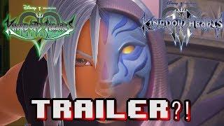 Kingdom Hearts 3 Trailer At Kingdom Hearts Union X Event?!