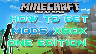How To Get Mods On Minecraft Xbox 1 (Easy and Fast!) (MCPDI)