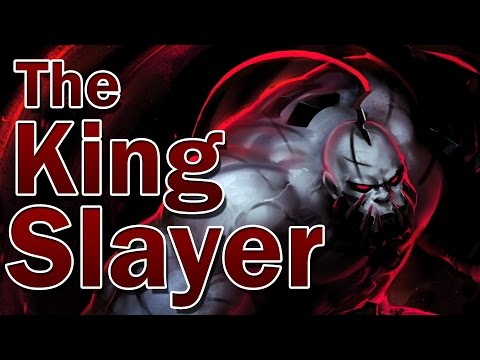 ❌ The King Slayer (Sion Lore)