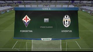 Fiorentina VS Juventus - Pronostico FIFA 15 - Serie A TIM 2014/15 - Giornata 14
