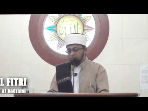 KHUTBAH IDUL FITRI 1435 H   3 KELOMPOK MANUSIA BA'DHA RAMADHAN