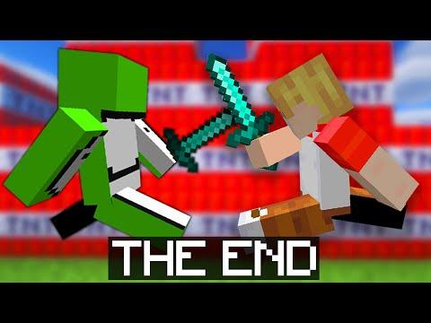 The END of L'Manburg! (Dream & Technoblade VS L'Manburg Explained)