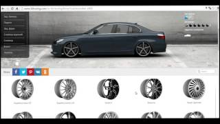 BMW 5 e60 2013 [ 3D Tuning ]