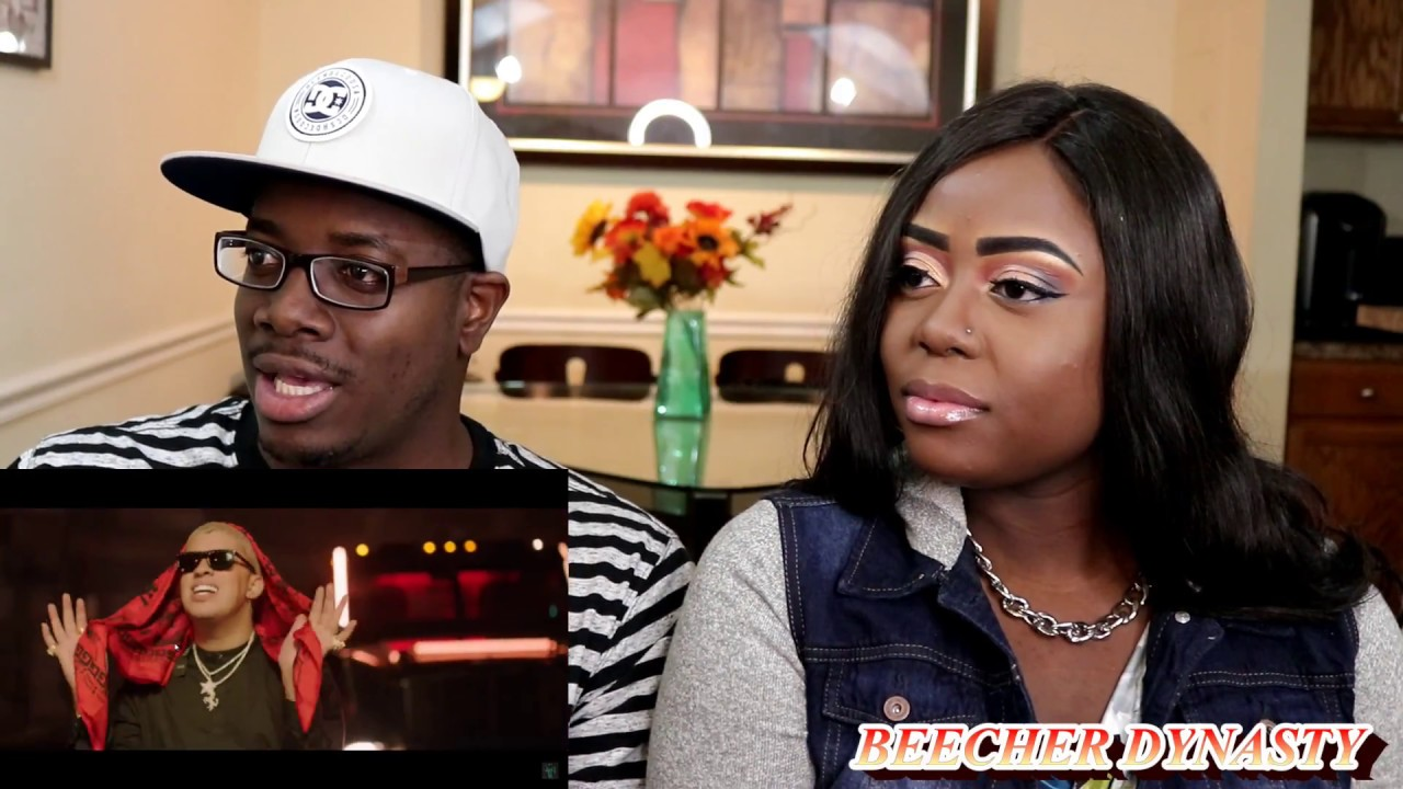 Vuelve Daddy Yankee Bad Bunny Video Oficial Couple Reacts