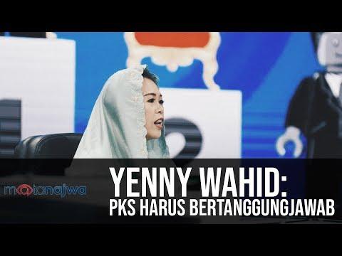 Mata Najwa Part 7 - Drama Orang Kedua: Yenny Wahid: PKS Harus Bertanggungjawab