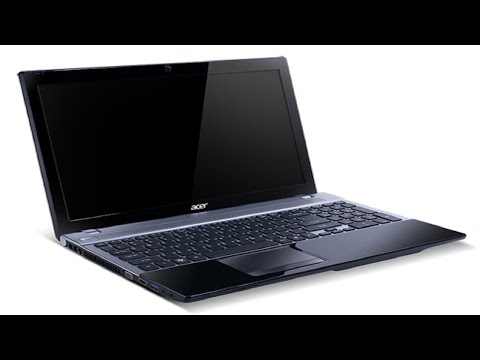 HMN - Upgrade RAM & HDD (Acer Aspire V3 771G)