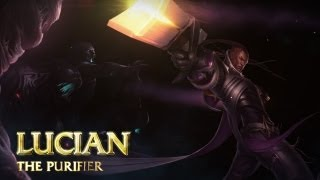 Lucian: Champion Spotlight | Gameplay - League of Legends