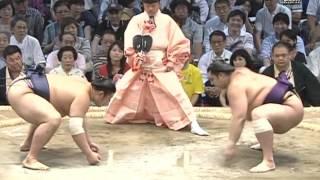 Июльский турнир по сумо 2012-го года 7-9 дни (Hагоя Басё)