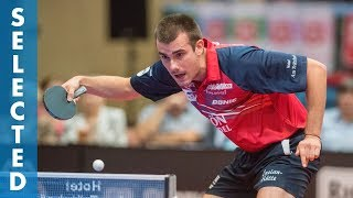 Tomislav Pucar vs Marcelo Aguirre (TTBL Selected)