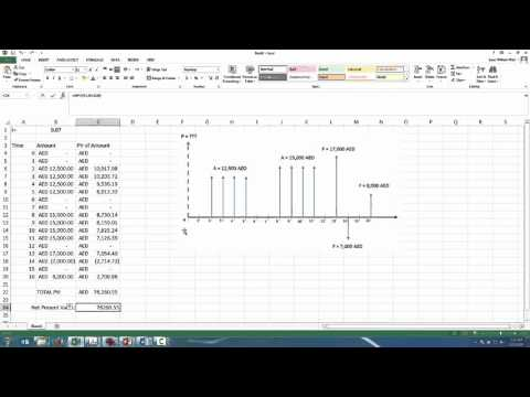 CVE 267 - Class 11 (Present and Future Value Excel Spreadsheet Functions) 23 Feb 2016