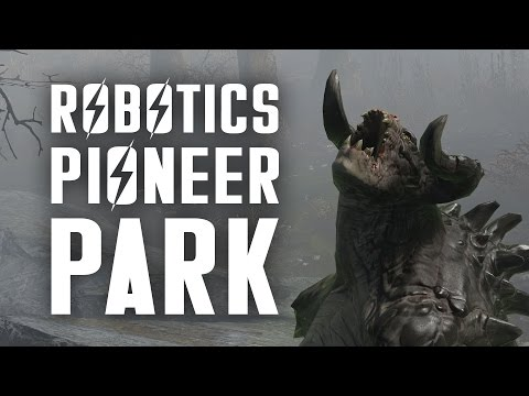 The Full Story of the Robotics Pioneer Park, Scrap Palace, & Forklift Attempted Murder Scene