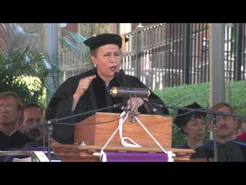 Alexis Herman addresses graduates at ASC's 2016 Commencement ...