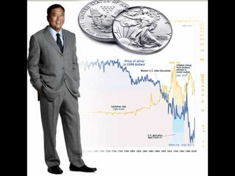 "Robert Kiyosaki: ""Silver is the biggest sleeper of all"""