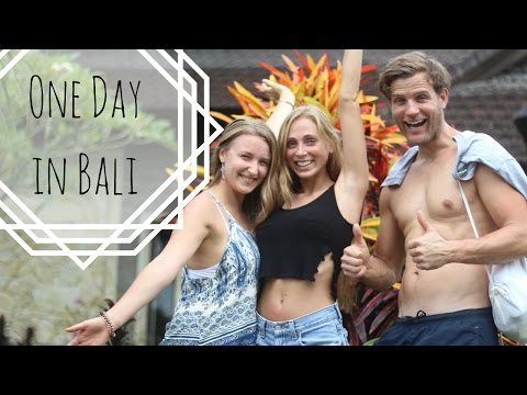 One Day in Bali | UBUD, Indonesien | VLOG