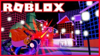 *HOW* Get The New [DEATH RAY] in MAD CITY🌟ROBLOX