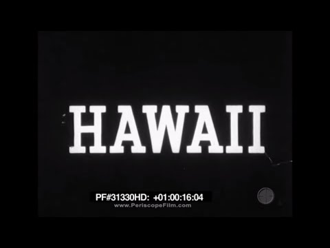 Hawaii - The World Parade Castle Films 1947 31330 HD