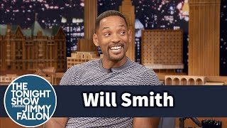 Will Smith's Son Jaden Tricked Him into Going to London for His 18th Birthday by : The Tonight Show Starring Jimmy Fallon