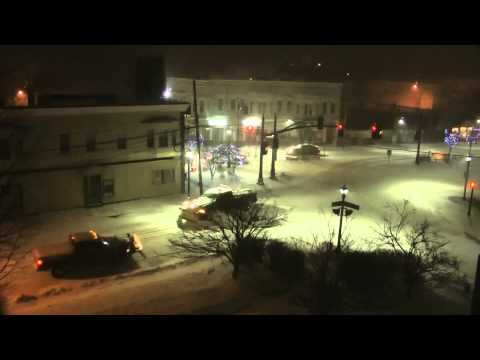 Time lapse: Blizzard of 2015 in Stoughton MA