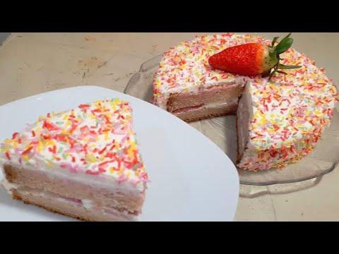🍓-gâteau-aux-fraises-(sans-œuf)