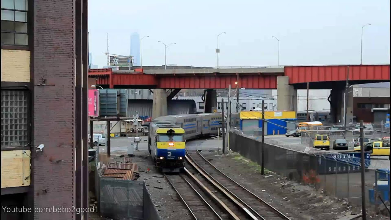 Lirr In Long Island City