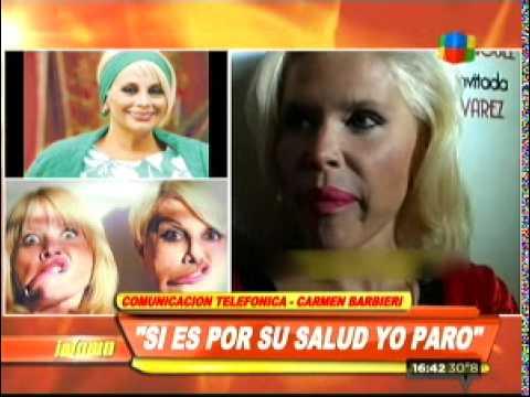 Nazarena Vélez: Fabián dio su vida por cuidarnos