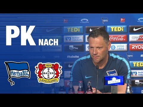 PK NACH LEVERKUSEN - Hertha BSC - DARDAI -  Berlin - 2019 #hahohe