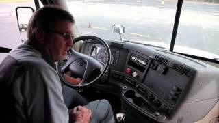 Class A CDL Pre-Trip Inspection In Cab
