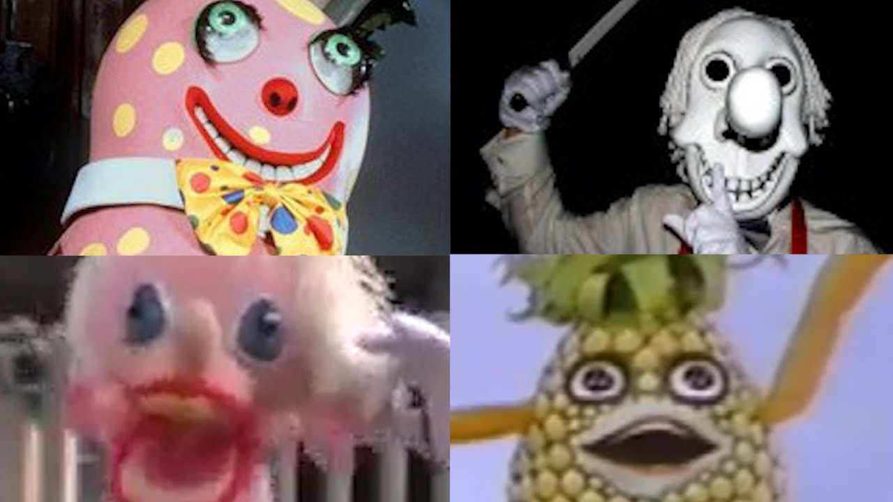 Top 20 Unintentionally Disturbing Kids Characters From Around The