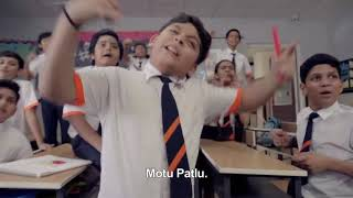 Ad 87  Arash is supporting Motu Patlu ki Jodi ya Rudra ki Jaadugari
