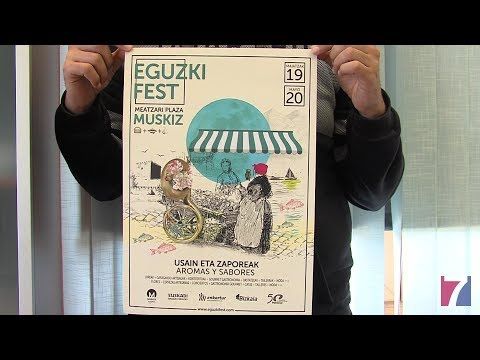 Muskiz celebrará este fin de semana la primera Eguzki Fest