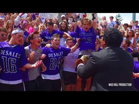2018 DeSales  Lacrosse State Champions