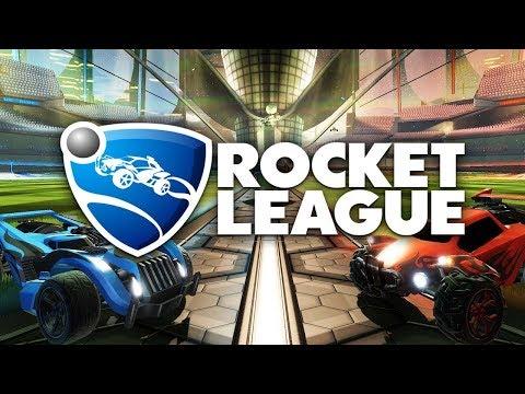 I Scored A Goal!! - Rocket League Gameplay