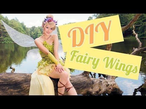 DIY - Fairy Wing Tutorial
