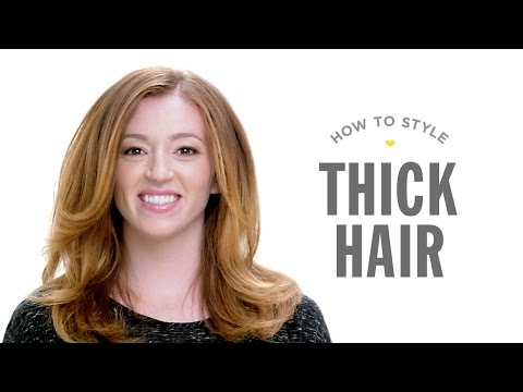 Drybar DIY: How To Blowout Thick Hair